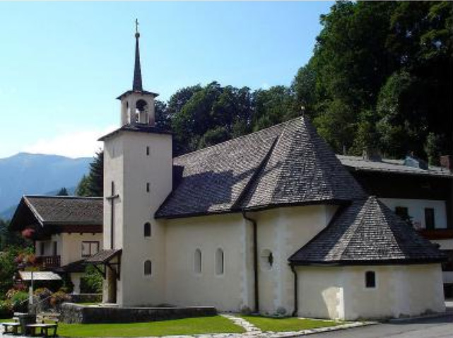 Filialkirche Thumersbach - St. Sigismund