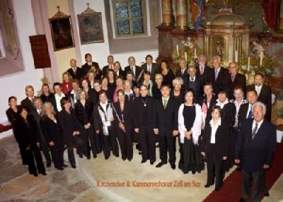 Kirchenchor und Kammerorchester Zell am See