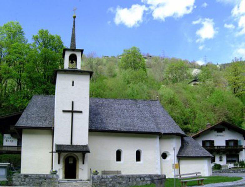Filialkirche Thumersbach St.Sigismund