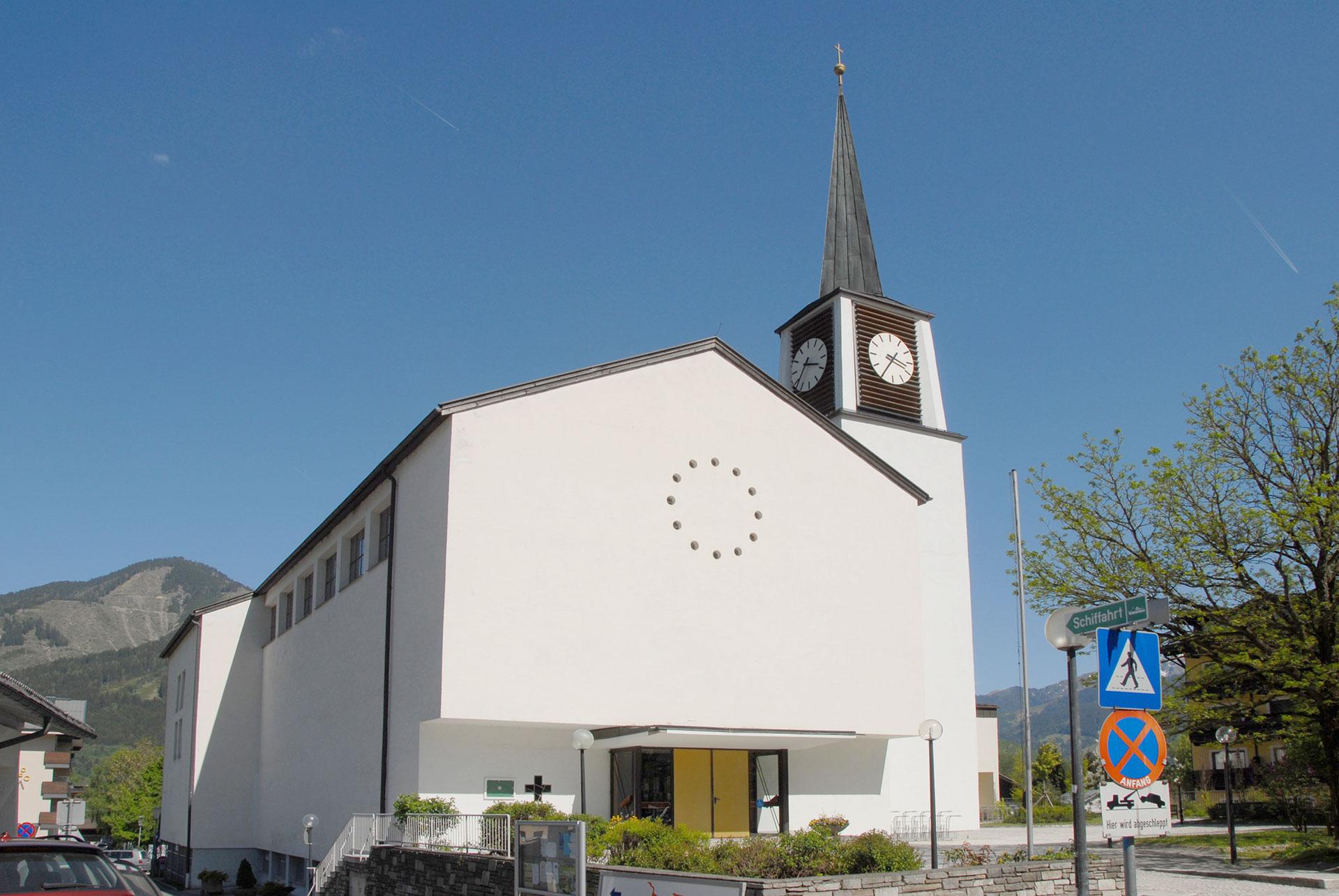 Kirche Schüttdorf Heiliger Pius X